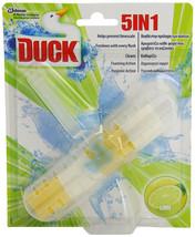 Toilet DUCK 5-in-1 Solid Rimblock Citrus 41 g BNIP - £1.81 GBP