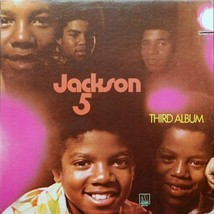 JACKSON 5 - THIRD ALBUM U.S. LP RECORD 1970 11 TRACKS I'LL BE THERE - £7.98 GBP