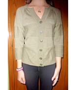 Shin Choi Cardigan Sweater sz M euc - $29.69