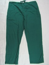 Women's Scrub Pants Beverly Hills Uniform Size 2XL Tie & Elastic Waist 6... - $9.08