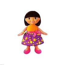 Dora the Explorer Singing Birthday Doll NEW Bilingual English Spanish Es... - $19.00