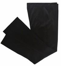 Lauren Ralph Lauren Women's Cotton Polyester Pants (3 X, Black) - $69.29