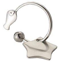 Creative Durable Portable Keychain Key Holder Pendant Key Ring Fish - $13.11