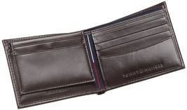 Tommy Hilfiger Men's Premium Leather Credit Card ID Wallet Passcase 31TL22X063 image 11