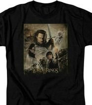 Lord of the Rings Return of the King Aragorn Gondor graphic t-shirt LOR3002 image 3