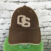 Adidas Oregon State Beavers Mens One Sz Hat Brown White Meshback Fitted ... - $14.84