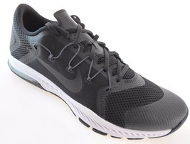 NIKE ZOOM TRAIN COMPLETE MEN'S BLACK TRAINING SHOES Sz.10, 10.5, #882119... - $54.59