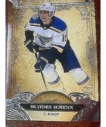 2020-21 Upper Deck Artifacts Trading card of BRAYDEN SCHENN #91 - $4.74