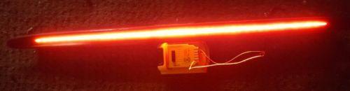 00-05 Cadillac Deville Third Brake Light 3rd Stop Lamp LED Trunk Deck Lid OEM