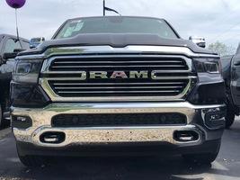 CHROME GRILL GRILLE TRIM MOLDING KIT FOR 2019 2020 2021 DODGE RAM 1500  - $39.99