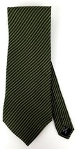Kenneth Cole Reaction Silk Olive Neck Tie - $11.99