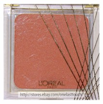 L'OREAL 0.29 oz TRUE MATCH Ltd. Edition SUPER BLENDABLE BLUSH #205 SCULP... - $9.30