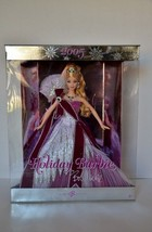 Barbie Collector 2005 Holiday Barbie Design by Bob Mackie Mattel NEW Sea... - $16.82