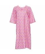 BENEFIT WEAR Adaptive Shoulder Wrap Flannel Nightgown (XL, Assorted Prints) - $39.07