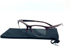 Auténtico Oakley Gafas Allegation Rosa / Carey OX1090-0352 52-17-137 - $79.97