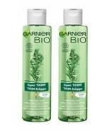 Lot of 2 Garnier Bio Organic Thyme Perfecting Toner 150ml - $12.46