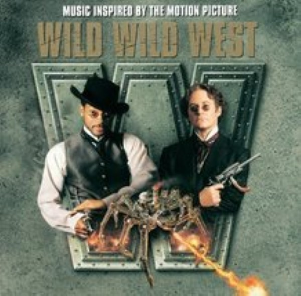 Wild Wild West by Original Soundtrack Cd