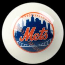 New York Mets Baseball Mlb Team Billiard Game Pool Table Replacement Cue 8 Ball - $19.95