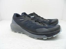 Salomon Women's Sense Ride 3 Running Shoes Navy Size 6.5M - $56.99