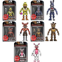 "Funko Five Nights at Freddys Series 2 Articulated 5"" Action Figures (Set... - $310.27"