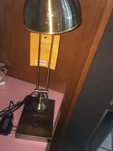 adesso led desk lamp gold bronze - $76.44