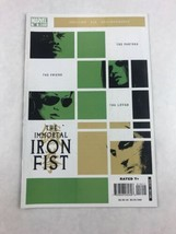The Immortal Iron Fist #16 August 2008 Comic Book Marvel Comics - $8.59
