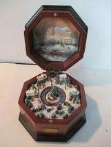 Ardleigh Elliott Winter Wonderland Thomas Kinkade Victorian Christmas II... - $26.72