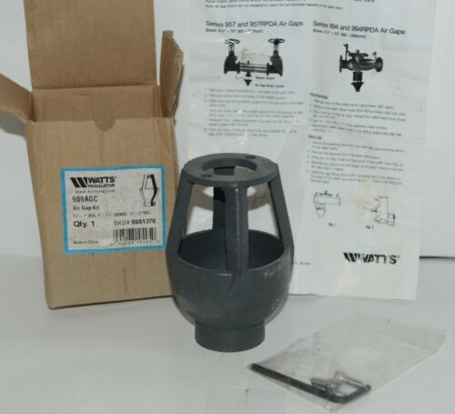 Watts 0881376 Regulator Air Gap Kit 909AGC Three Quarters by One inch