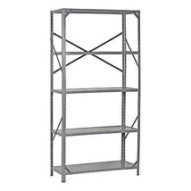 "Edsal 7216H Steel Commercial Shelving Unit 36"" ... - $40.90"