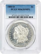 1884-O $1 PCGS MS63 DMPL - $266.75