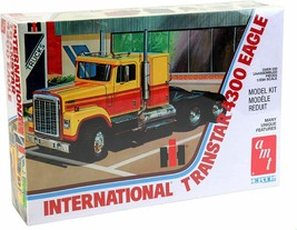 AMT International Transtar 4300 Eagle 1:25 Scale Model Kit 250 Pieces Ne... - $49.88
