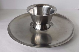 Stainless Steel Chip and Dip Tray - $22.76