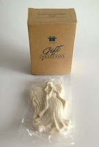 "VTG Season's Joy  ""Angel"" Ornament 4.5"" Resin 1997 AVON GIFT COLLECTION ... - $6.90"