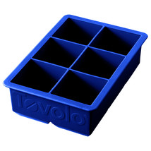 Tovolo King Cube Ice Tray in Stratus Blue - $8.99