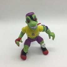 Mondo Gecko Vintage Teenage Mutant Ninja Turtles Lizard TMNT Figure 199... - $12.34