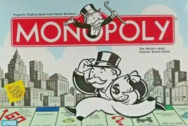 Monopoly Board Game - $20.00
