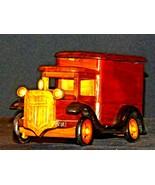Wooden Toy Milk Truck AA19-1569 Vintagerr - $119.95
