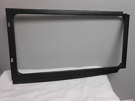 GE General Electric Microwave Oven Door Choke Cover WB55X10860 Black - $14.99