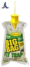 Rescue! - Big Bag Disposable Fly Traps - Quantity 4 - $30.68