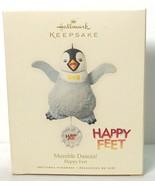 Hallmark Ornament 2008 Happy Feet Mumble Dances - $9.99