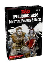 Dungeons & Dragons: Martial Powers&races Deck Revised (61 Cards) - $14.39