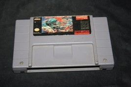 Super Street Fighter II (Super Nintendo Entertainment System, 1993) - $19.95