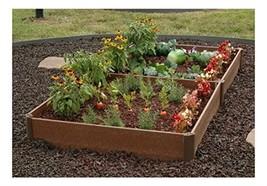 """New 84"""" x 42"""" Raised Garden Bed Planter Kit Gardening Vegetable Gardener... - $106.50"""