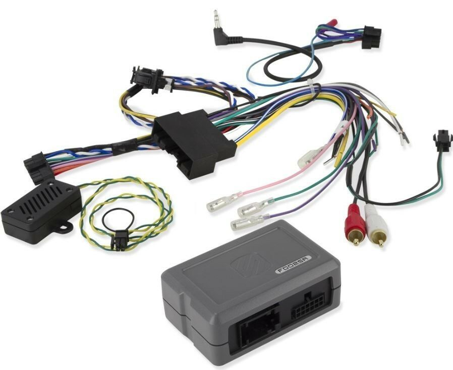 Radio Replacement Interface SWC Retention for Aftermarket Radio SCOSCHE FD02SR