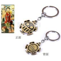 One Piece Trafalgar Law Keychain  Anime Accessory - $7.06