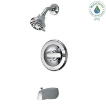 Delta Classic Single-Handle 5-Spray Tub and Shower Faucet in Chrome (Val... - $100.05