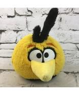 Angry Birds Plush Bubbles Yellow Long Beak Rare Toy Commonwealth ROVIO-No sound - $49.49