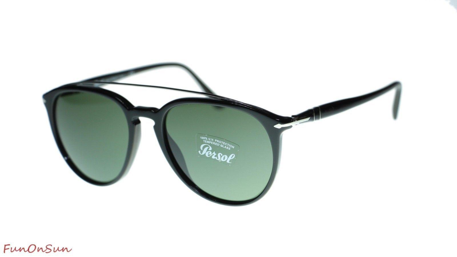 50b3c90bc4 Persol Mens Pilot Sunglasses PO3159S 901431 and similar items. 10