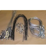 """Fox Pro snare package 1 doz. 60"""" 1 x 19 3/32 cable restraint PA, MO, leg... - $58.06"""