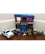 Fisher-Price Imaginext DC Super Friends, Gotham City Jail and Police Car... - $33.85